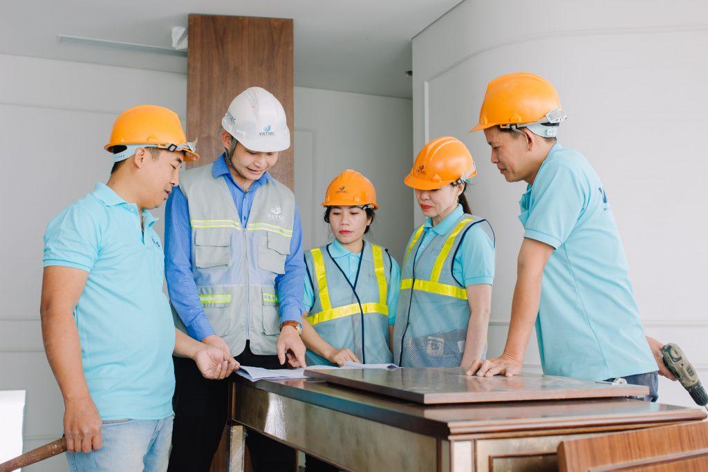 Việt - Séc(VSJ)| Cải tạo sửa chữa nội thất