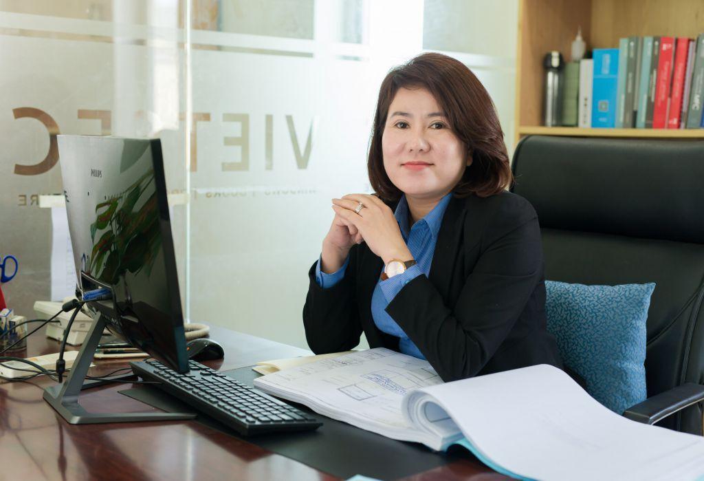 Việt - Séc(VSJ)  Phạm Thị Mỹ Nhung - Trưởng phòng dự thầu